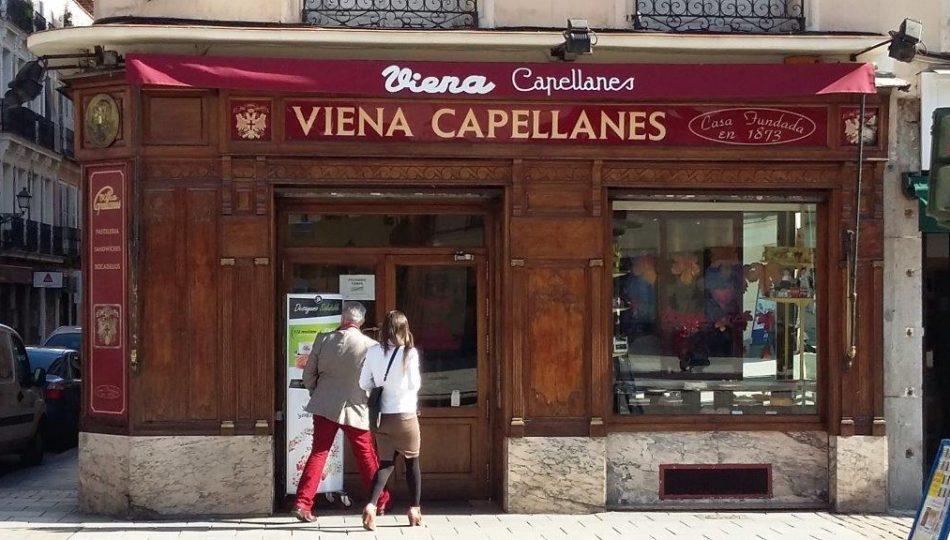 PASTELERÍA VIENA CAPELLANES (MADRID)