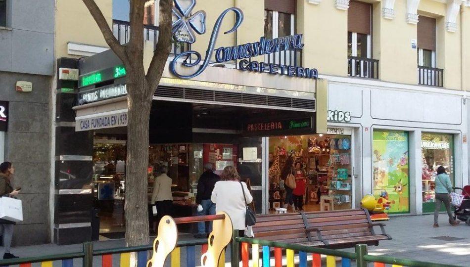 CAFETERÍA SOMOSIERRA (MADRID)