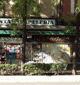 PAPELERÍA SALAZAR (MADRID)